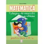 Matematica - culegere de exercitii si probleme clasa a III-a