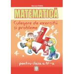 Matematica - culegere de exercitii si probleme clasa a IV-a