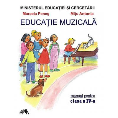 MANUAL EDUCATIE MUZICALA clasa a IV-a