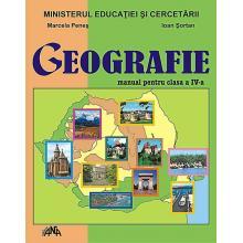MANUAL GEOGRAFIE clasa a IV-a