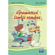 Gramatica limbii romane clasa a IV-a