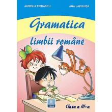 Gramatica limbii romane clasa a III-a
