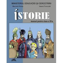 MANUAL ISTORIE clasa a IV-a