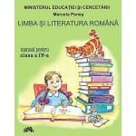 MANUAL LIMBA SI LITERATURA ROMANA clasa a IV-a