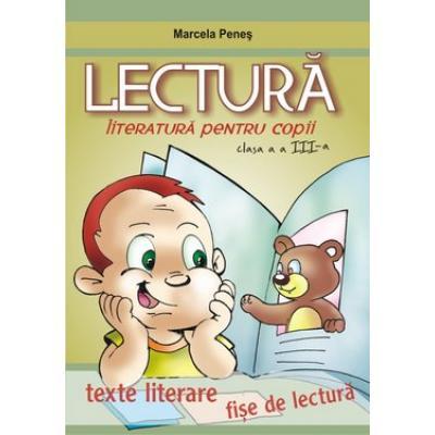 Lecturi literare clasa a III-a