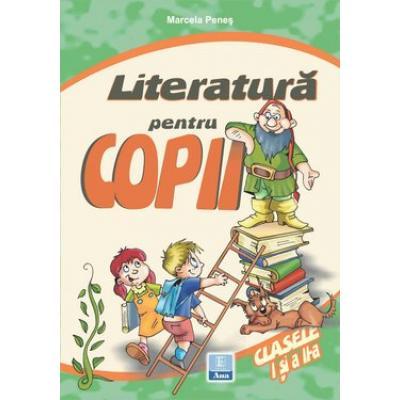 Literatura pentru copii clasele I-II
