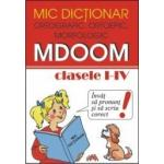 Mic dictionar ortografic, ortoepic, morfologic