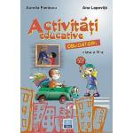 Activitati educative obligatorii clasa a IV-a